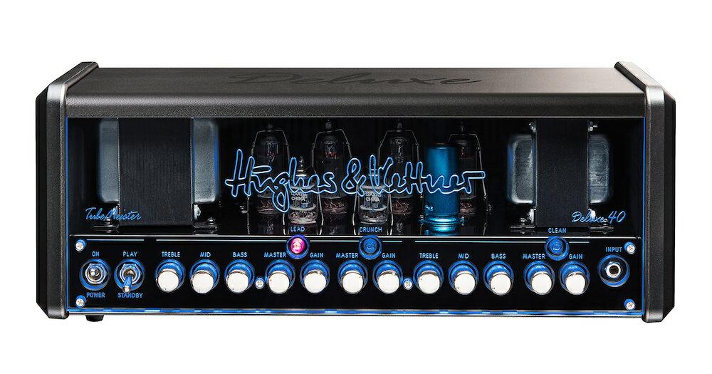 Hughes&Kettner HUK-TM40DX/H TubeMeister Deluxe 40 Head オールチューブギターアンプヘッド