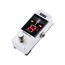 KORG PB-MINI-WH pitchblack mini white クロマチックチューナー