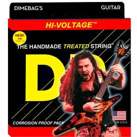DR DIMEBAG DARRELL SIGNATURE STRINGS DBG-10 MEDIUM ダイムバック・ダレル エレキギター弦