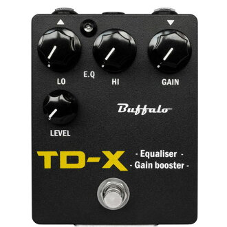 Buffalo fx TD-X guitar effector