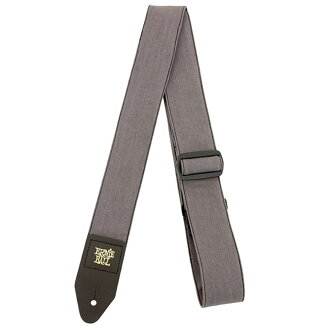 ERNIE BALL 4057 Grey Denim Strap guitar strap