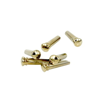 TRONICAL TUNE Titanium Pins SET GOLD钛制造桥大头针