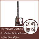 TRAVELER GUITAR Pro-Series Antique Brown トラベルギター