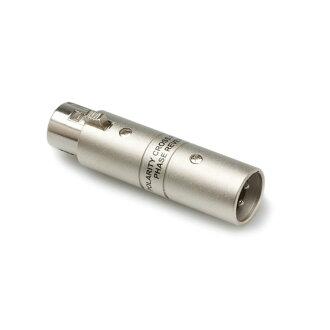 Hosa GXX-195 XLR3 pin male -XLR3 pin female rank reciprocity switch adapter