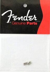 Fender Japan Exclusive Parts NO.7709501000 Saddle Height Screw 8mm 4pc ST NI JP サドル調整用スクリュー フェンダー純正パーツ