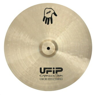 """UFiP ES-16 HC 16"""" Hand Cymbal Experience series 핸드 심벌즈"""