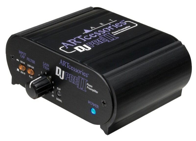 ART DJ PRE II フォノイコライザーアンプ