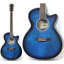 ARIA FET-01FX SBL アウトレット エレクトリックアコースティックギター