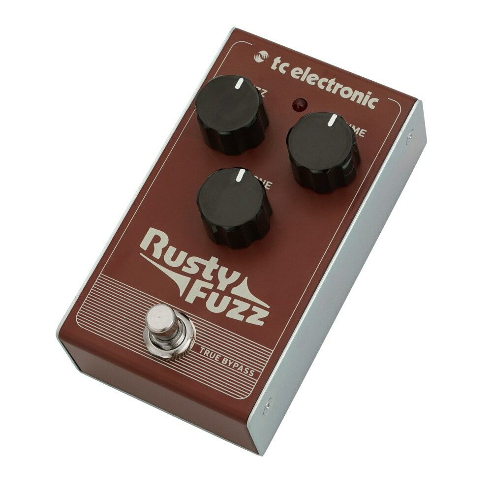 tc electronic Rusty Fuzz ファズ エフェクター
