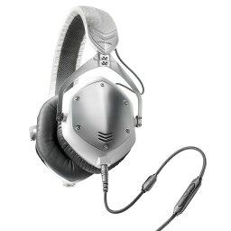 V-moda M-100-U-WSILVER Crossfade M-100 White Silver耳機