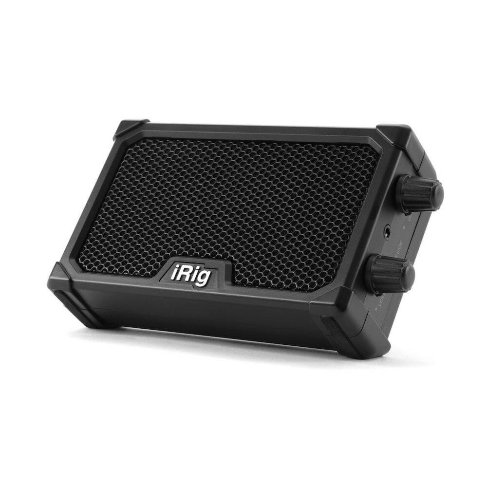 IK Multimedia iRig Nano Amp マイクロギターアンプ