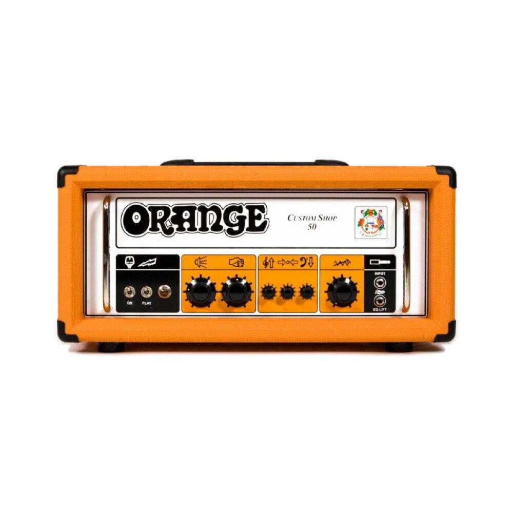 ORANGE CUSTOM SHOP 50H ギターアンプヘッド