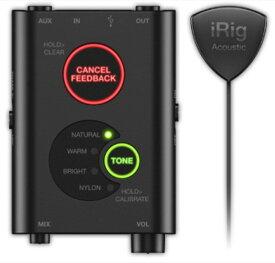 IK Multimedia iRig Acoustic Stage デジタルマイクシステム