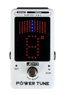 JOYO Power Tune JF-18R调谐器/功率供给
