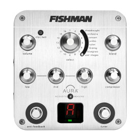 Fishman Aura Spectrum DI プリアンプ