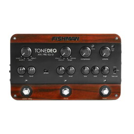 Fishman ToneDEQ Preamp EQ プリアンプ