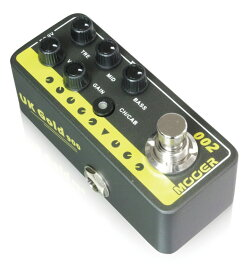 Mooer Micro Preamp 002 プリアンプ ギターエフェクター