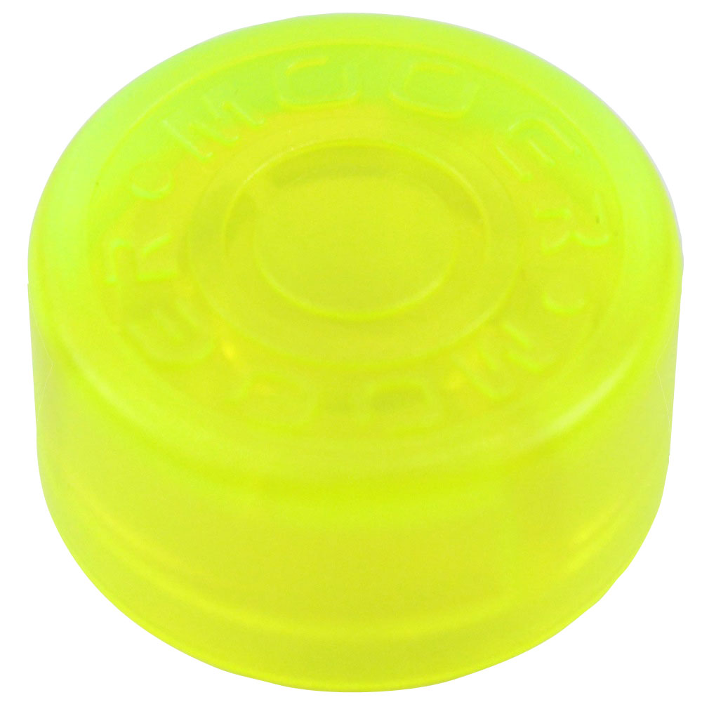 Mooer Footswitch Hat Yellow Green FT-YG フットスイッチハット