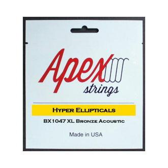 Apex Strings BX1047吉他弦