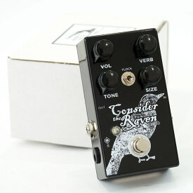 """Mercy Seat Effects Consider The Raven Reverb """"Flock"""" Edition ギターエフェクター 【中古】"""