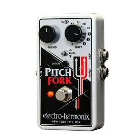 ELECTRO-HARMONIX Pitch Fork Polyphonic Pitch Shifter ピッチシフター エフェクター