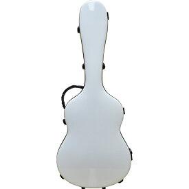 CROSSROCK CRF1000C WT Classical 4/4 White クラシックギター用ハードケース