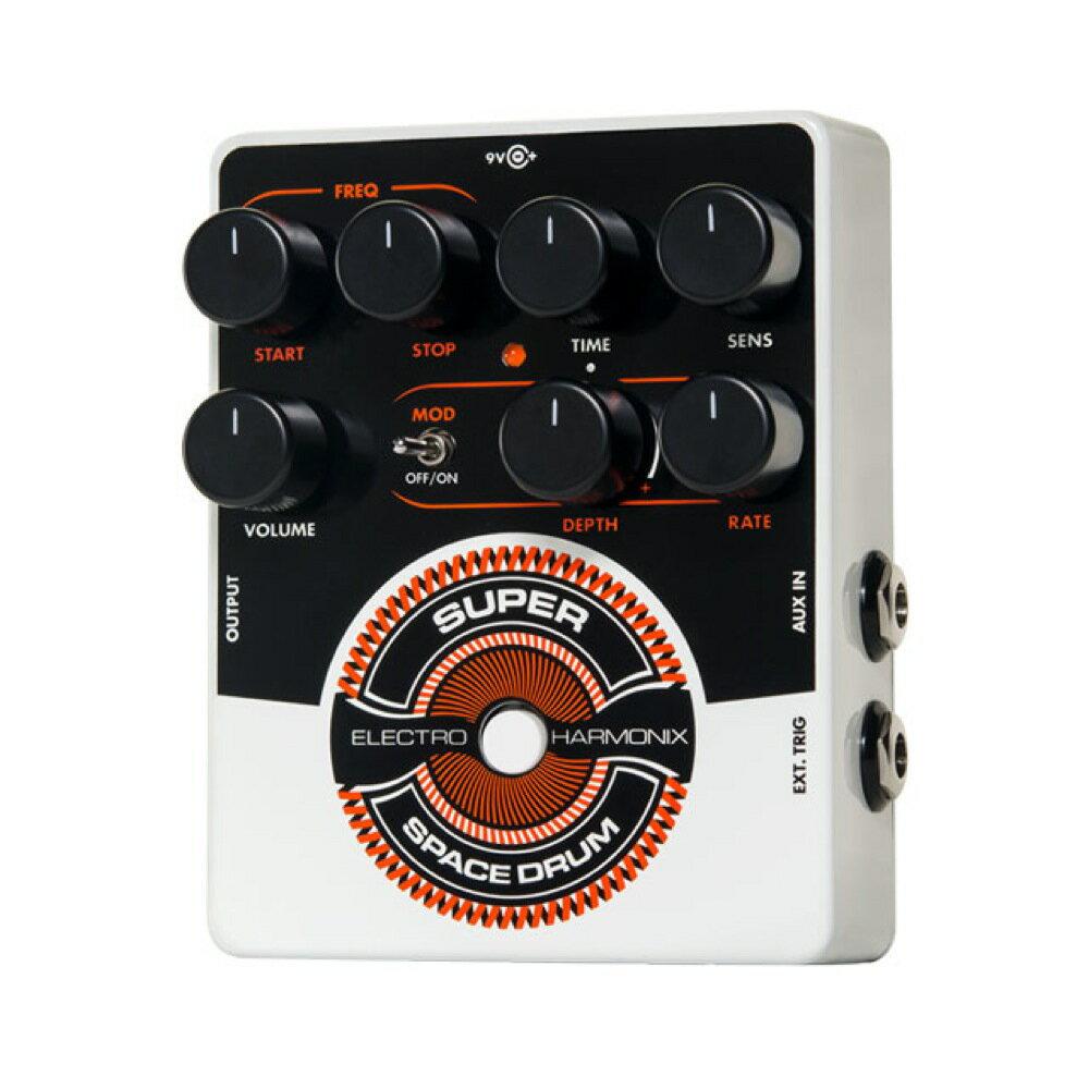 ELECTRO-HARMONIX Super Space Drum アナログドラムシンセ