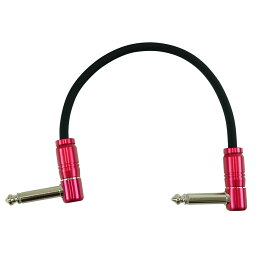 Vital Audio VA-Patch-F-0.2m CRANK 20センチ パッチケーブル