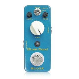 Mooer Blues Mood オーバードライブ エフェクター