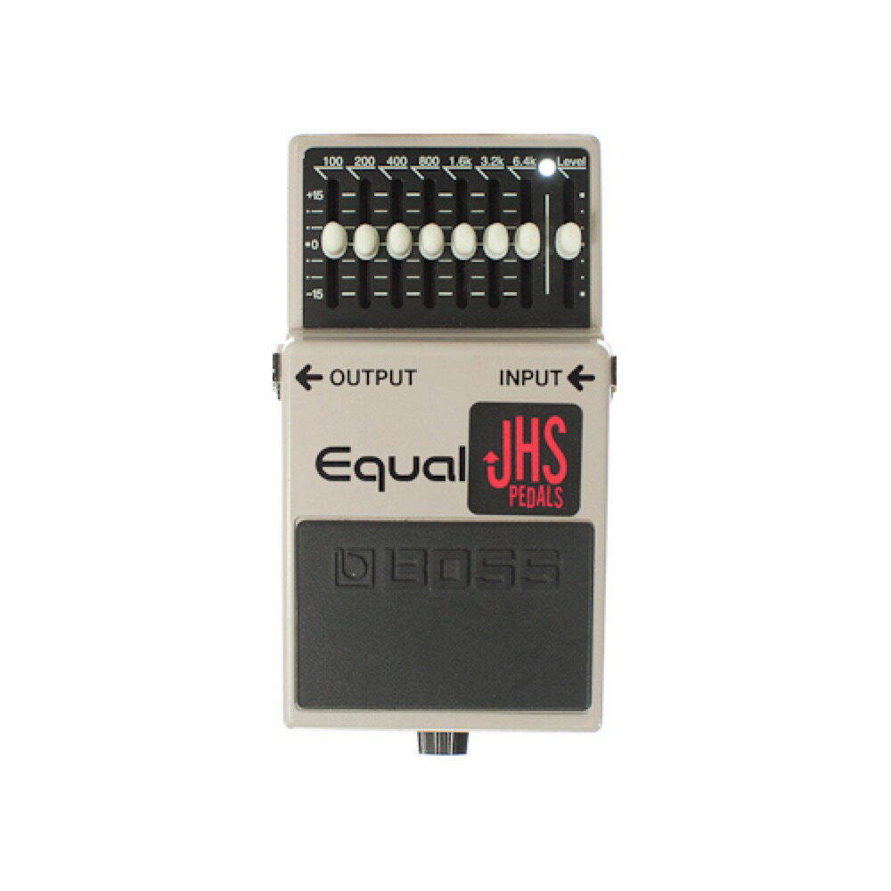 JHS Pedals BOSS GE-7 Magnum Mod グラフィックイコライザー ギターエフェクター