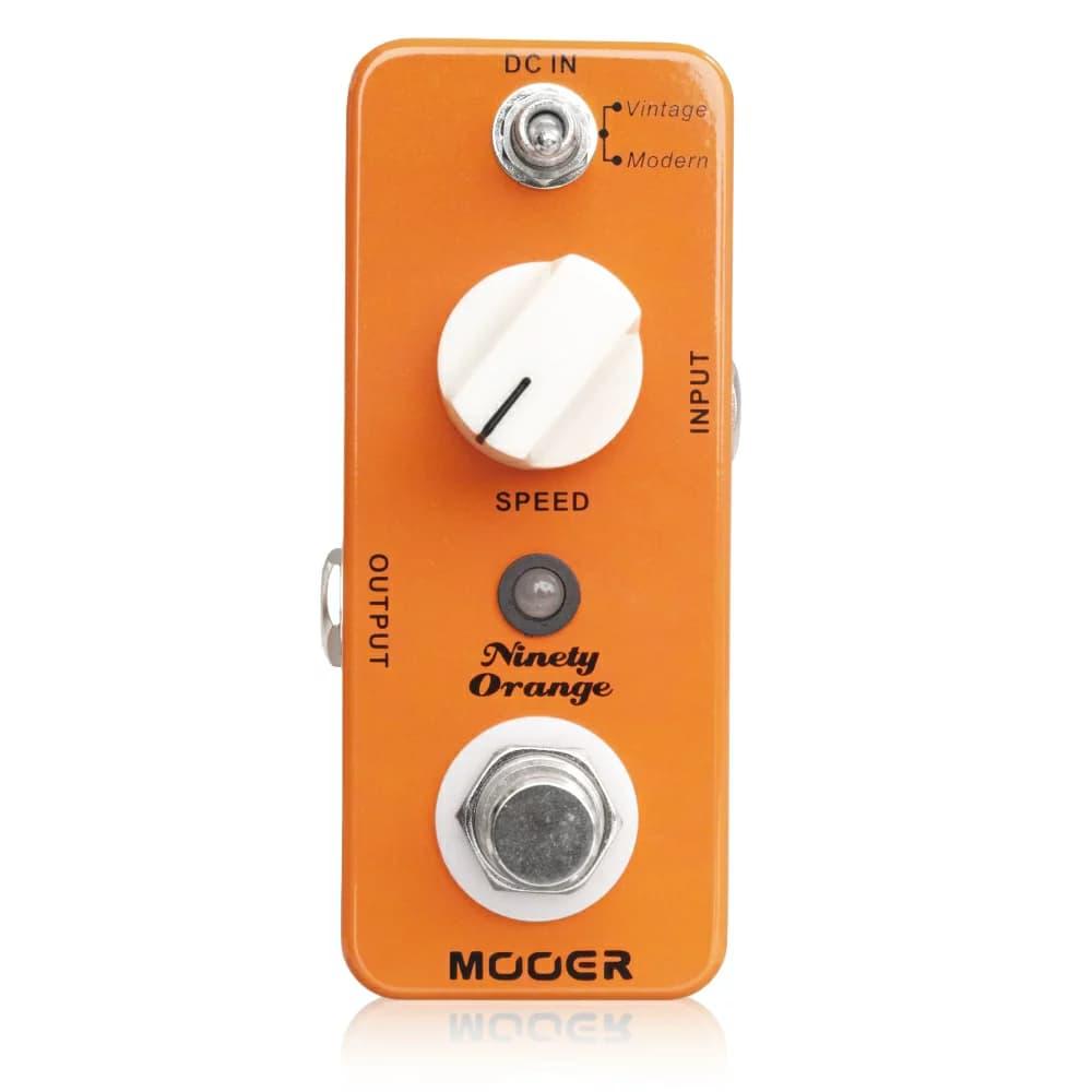 Mooer Ninety Orange フェイザー エフェクター
