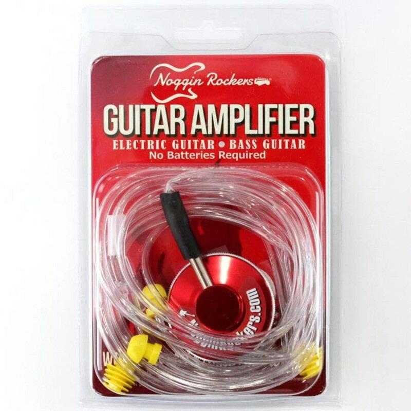 Noggin Rockers Guitar Amplifier Red ギター/ベース用アンプ
