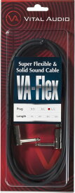 Vital Audio VA-Flex 1.0m LL 1メートル ギターケーブル