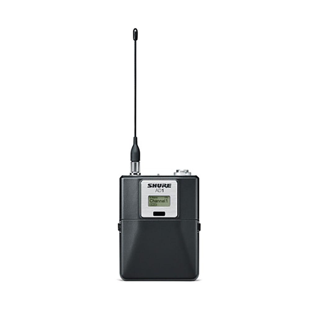SHURE AD1-JB ボディパック型送信機