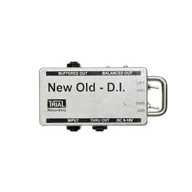TRIAL New Old D.I. ダイレクトボックス