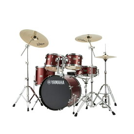 YAMAHA RYDEEN RDP0F5STD BGG ドラムセット シンバル付きフルセット
