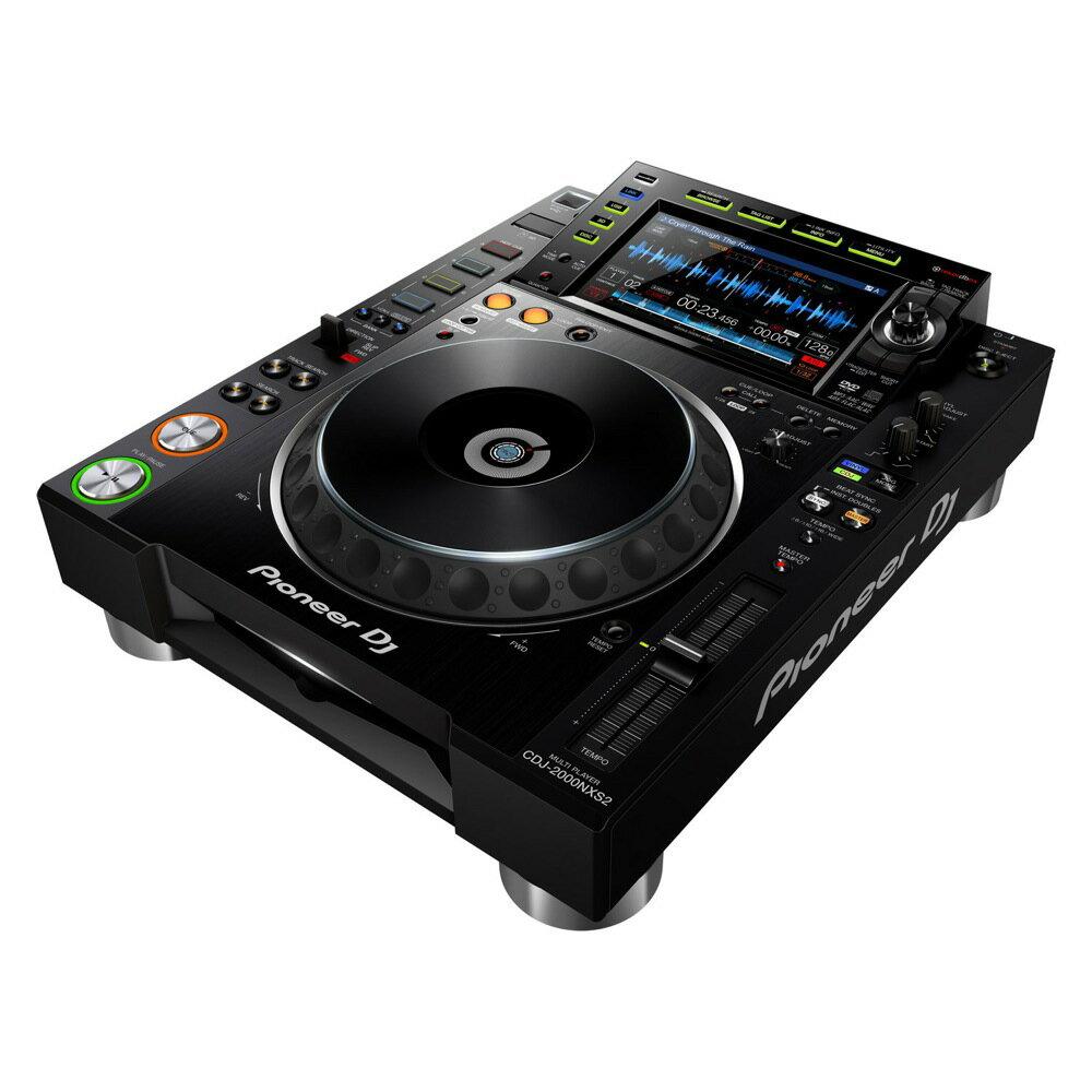 Pioneer CDJ-2000NXS2 DJ用マルチプレーヤー
