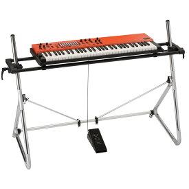 VOX CONTINENTAL-61 スタンド付き ライブパフォーマンスキーボード オルガン
