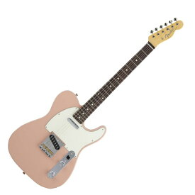 Fender Made in Japan Hybrid 60s Telecaster Rosewood Flamingo Pink エレキギター