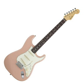 Fender Made in Japan Hybrid 60s Stratocaster Rosewood Flamingo Pink エレキギター
