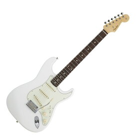 Fender Made in Japan Hybrid 60s Stratocaster Rosewood Arctic White エレキギター