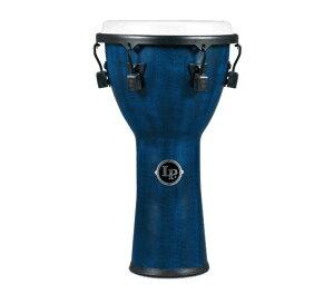 "LP LP726B World Beat FX Mechanical Djembe 11"" Blue ジャンベ"