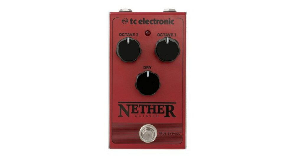 tc electronic NETHER OCTAVER オクターバー エフェクター