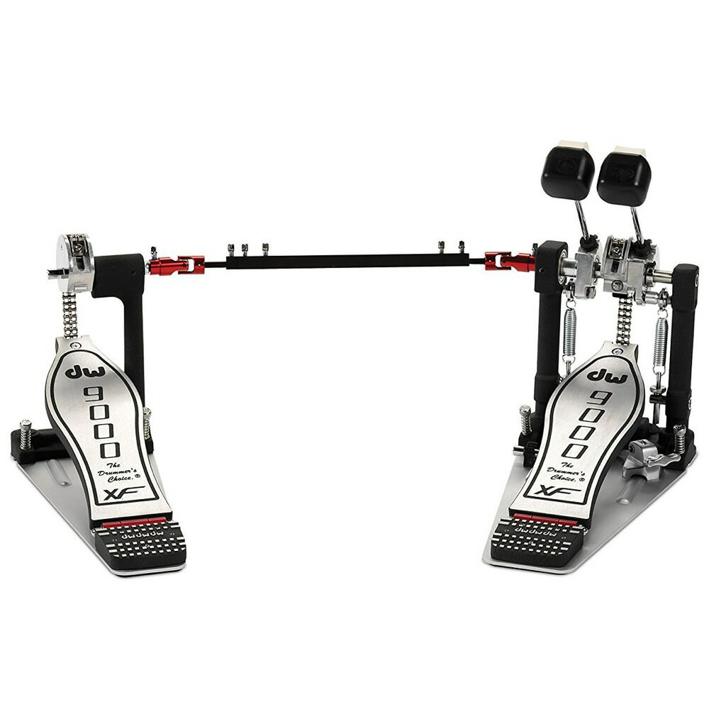 DW DW-9002XF ツインペダル ドラムペダル