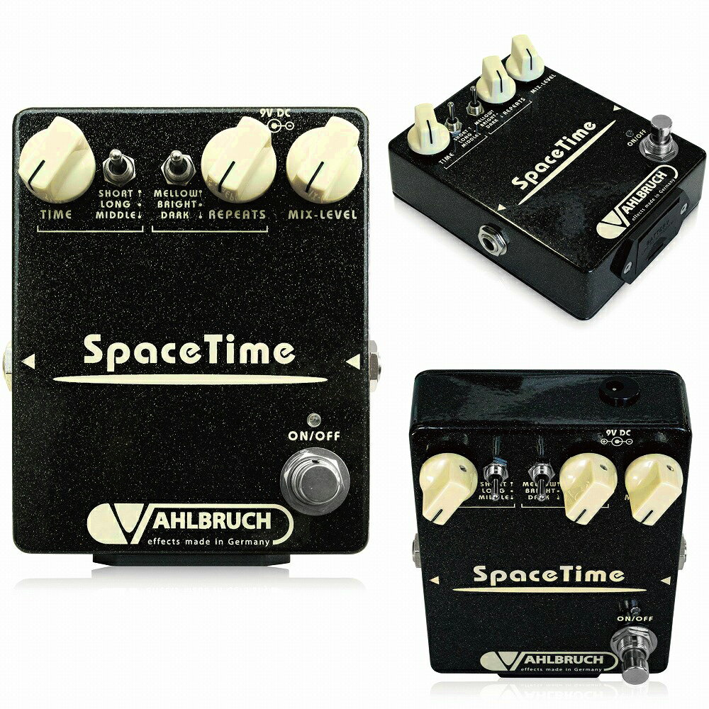 VAHLBRUCH Space Time エコー ギターエフェクター