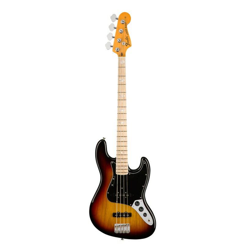 Fender American Original '70s Jazz Bass MN 3-Color Sunburst エレキベース