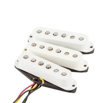 供Fender Jimmie Vaughan Tex-Mex Strat Pickups吉他使用的挑选