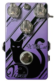 Vivie WildCat Crunch OverDrive ギターエフェクター