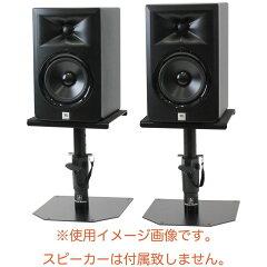 DiconAudioSS-032R卓上モニタースピーカースタンドペア