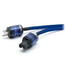 OYAIDE L/i 50 EXs ブルー 電源ケーブル